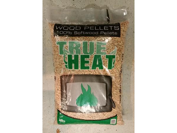 True Heat Wood Pellets - 100% Softwood Pellets   Delivery ...