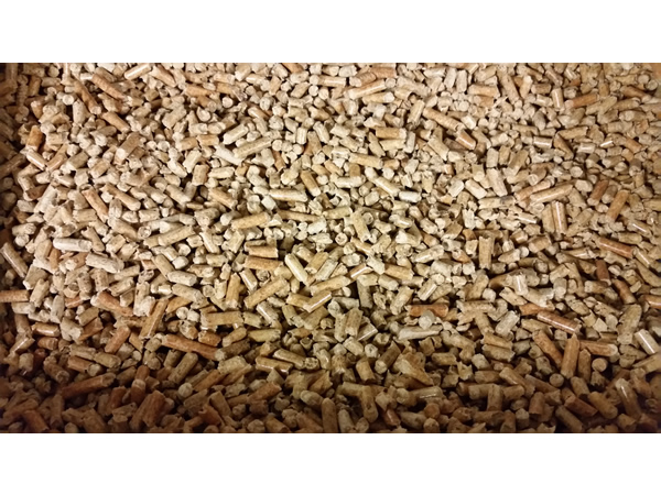 True heat wood pellets softwood delivery